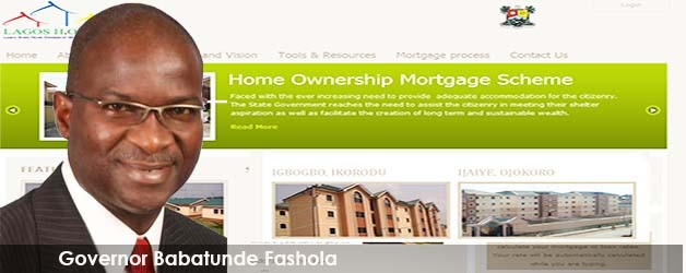 Fashola and his Home Ownership Mortgage Scheme