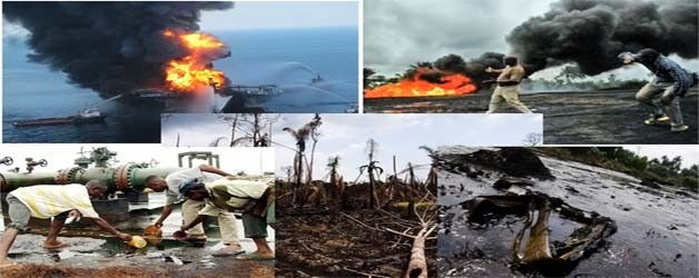 The own worst enemy theory: A case study of oil pollution in Nigeria